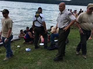 Cincinnati child drowns in Indiana reservoir