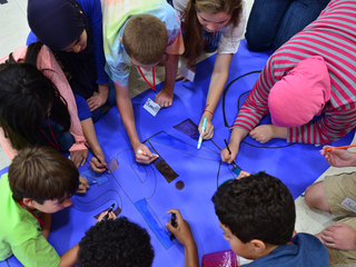 This summer camp teaches the Big Three religions