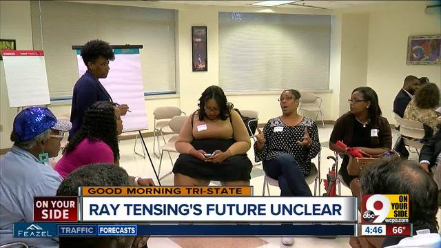 Urban League hosts problem-solving meeting to look beyond Ray Tensing-s trial
