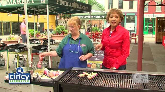 Cincy Lifestyle- Groceries and Grilling