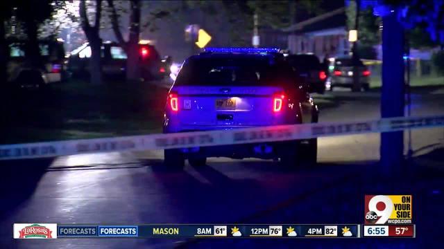 3 children among 9 people shot at gender reveal party near Cincinnati