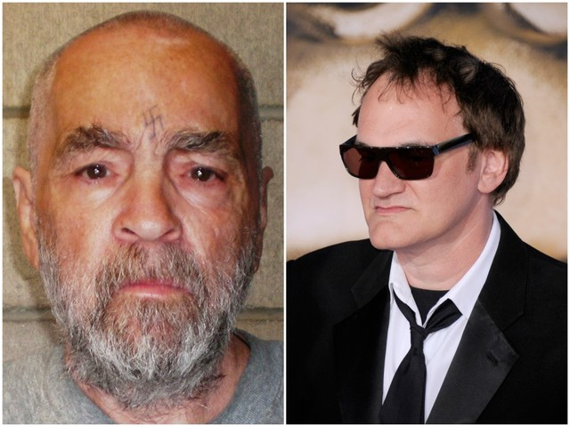 Quentin Tarantino Developing Film About Manson Family Murders