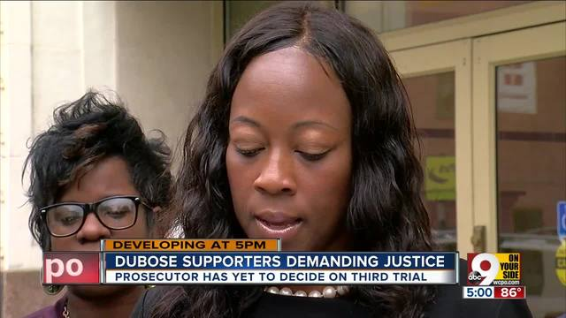 DuBose family- Urban League- NAACP and others demand a third murder…