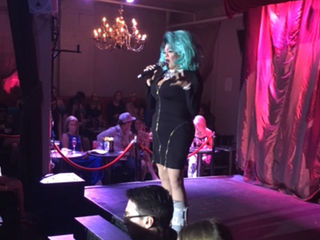 Drag queens keep colorful history alive here