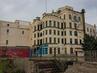 Old brewery becoming new county digs