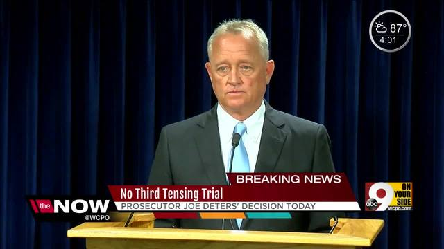 Deters- We can-t win a third Tensing trial
