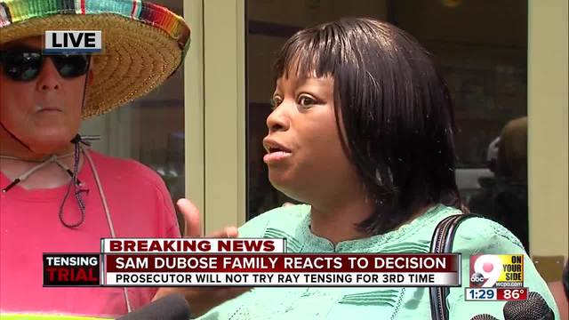 Sam DuBose-s family speaks out after decision