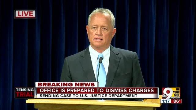 Prosecutor Joe Deters decides not to try Ray Tensing third time in…