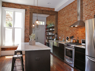 Home Tour: Mt. Adams 'baroque chic' row house