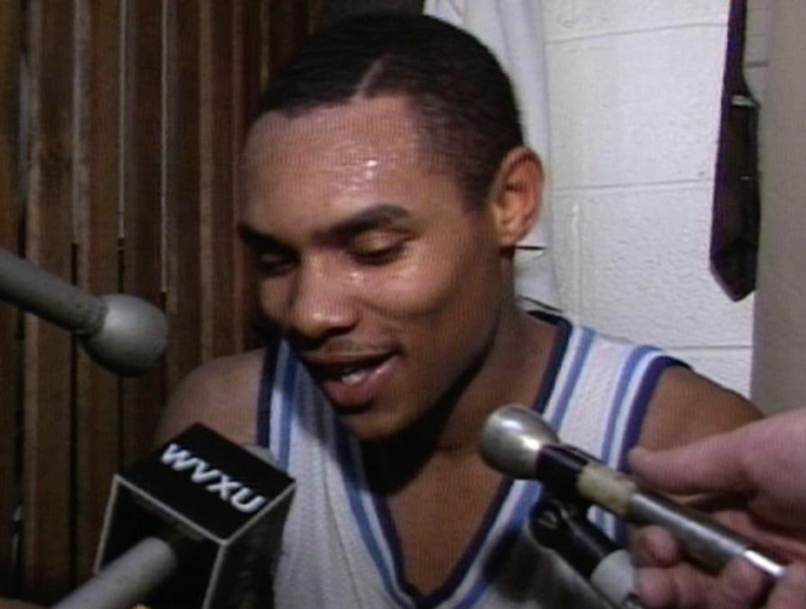 Sports Vault: Byron Larkin helped propel Xavier basketball to new heights - WCPO Cincinnati, OH