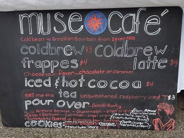 New Muse Cafe wants to become heart of Westwood