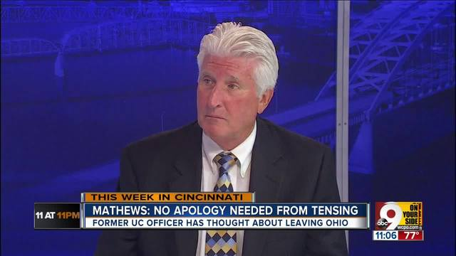 Tensing lawyer- DuBose brought it on himself