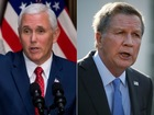 Pence to speak at, Kasich to skip GOP dinner