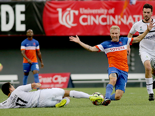 FC Cincy shuts out City Islanders 3-0