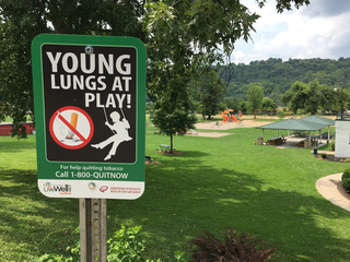 Butt out: NKY moves toward smoking ban in parks