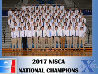 St. Xavier is national champion in swimming