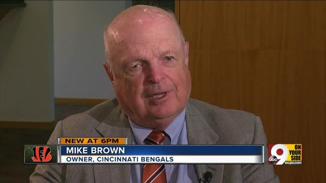 Mike Brown rejects Bob Costas-s bash on Bengals as -halfway house for…
