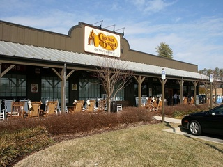 Ind. couple visiting every Cracker Barrel in USA