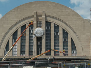 Historic Union Terminal getting new look, life