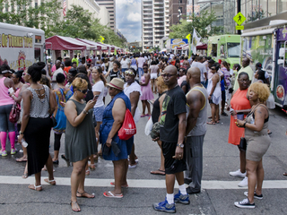 Cincy Soul fest returns with music, more food