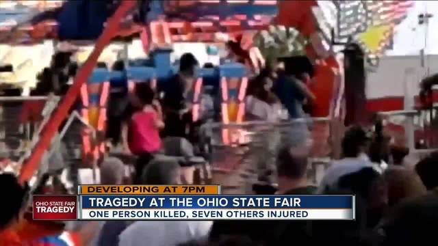 Tragedy at the Ohio State Fair