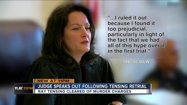 Tensing judge might have allowed another charge