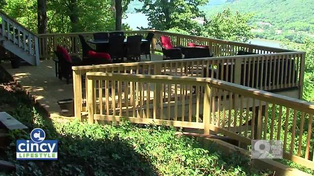 Cincy Lifestyle- Decks and location