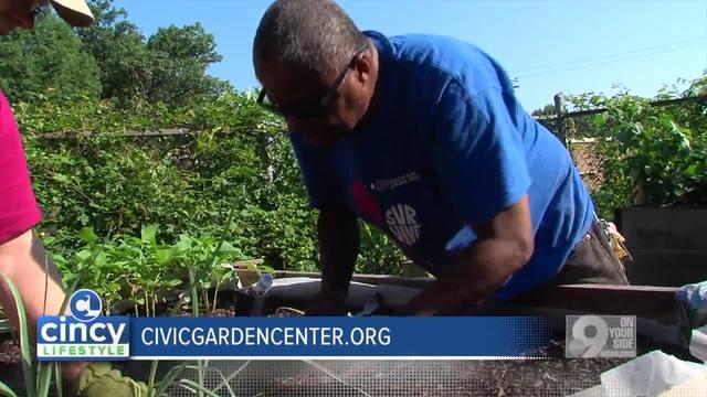 Cincy Lifestyle- Community Gardens