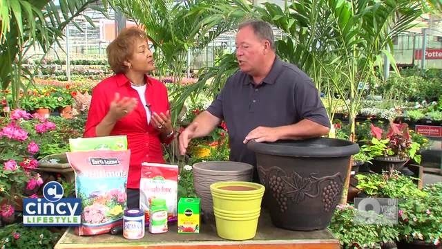 Cincy Lifestyle- Garden Containers