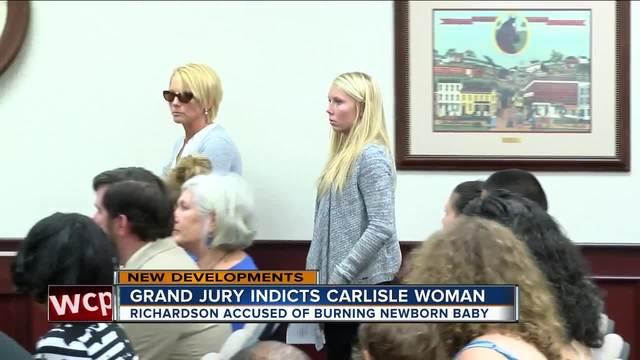 Grand jury indicts Carlisle woman