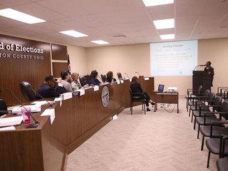 Will ex-mayor's nonprofit get county money?
