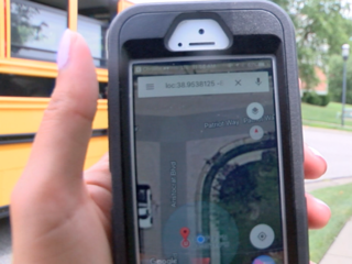 Parents can track their students, school buses