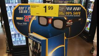 Where to find safe, affordable eclipse glasses