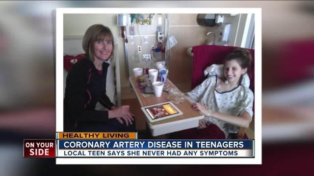 Healthy Living: Coronary artery disease is a hidden danger for kids