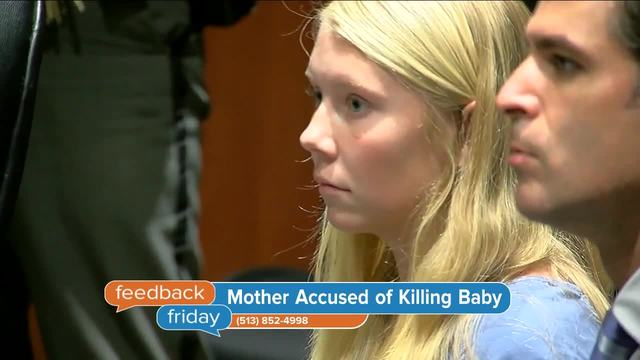 Feedback Friday- White privilege and a mother charged with murder