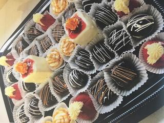 Tasty treats? Cheesecake lovers say, 'Please!'