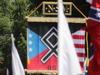 How supremacist group sows its seeds in our area