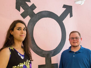 Support energizes local transgender community