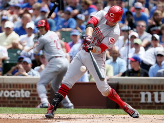 Reds beat Cubs 13-10 despite Chicago's 6 homers
