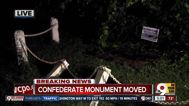 Trump attacks removal of Confederate statues around the country