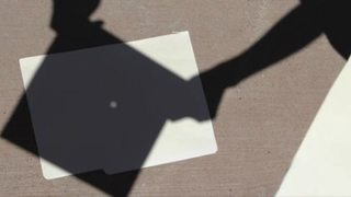 Can't find glasses? Other ways to view eclipse