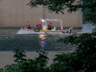 PD: Man killed in boat crash in Ohio River
