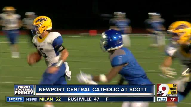 Watch Part 2 of WCPO-s -Friday Football Frenzy- for Aug- 18- 2017