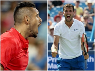It's Kyrgios or Dimitrov for the W&S Open title