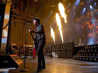 GALLERY: Green Day rocks Riverbend