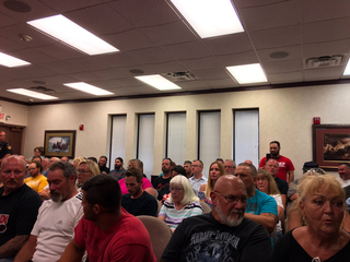 Residents want Confederate monument returned