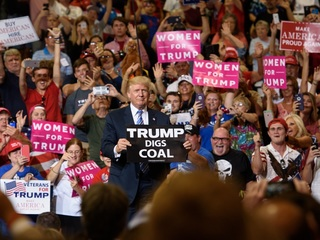 Did Trump just break promise to coal company?