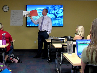 NKU preparing teachers for classrooms