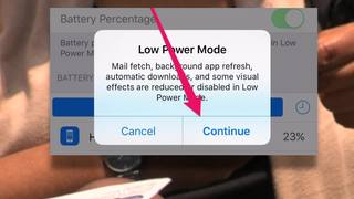 Secrets to avoid a phone low battery warning