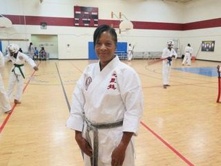 This karate master teaches lessons in life